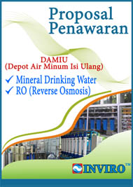 Depot Air Minum Isi Ulang Proposal Penawaran