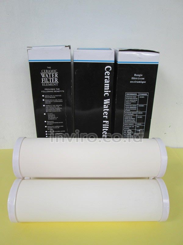 Filter Cartridge Ceramic Ukuran 10 Quot