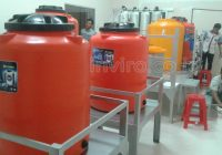 Mesin RO dan Water Treatment PT Kymmoshi Global Sukoharjo